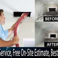Air Duct and Dryer Duct Cleaning in Alpharetta, Georgia