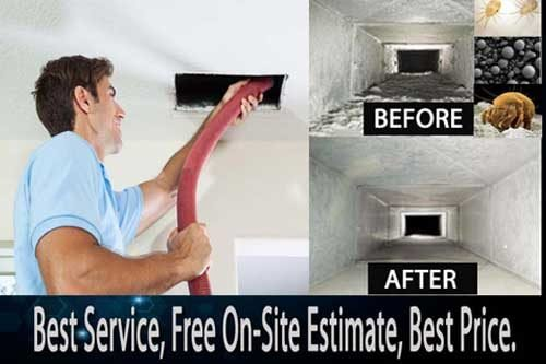 Hurricane Air Duct Cleaning Services in Atlanta Georgia