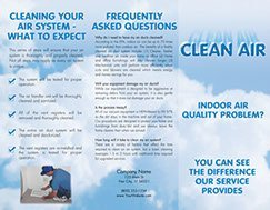 Brochure Residential 1 Hurricane Llc Air Duct Cleaning
