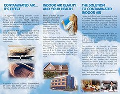 Brochure Residential 2 Hurricane Llc Air Duct Cleaning