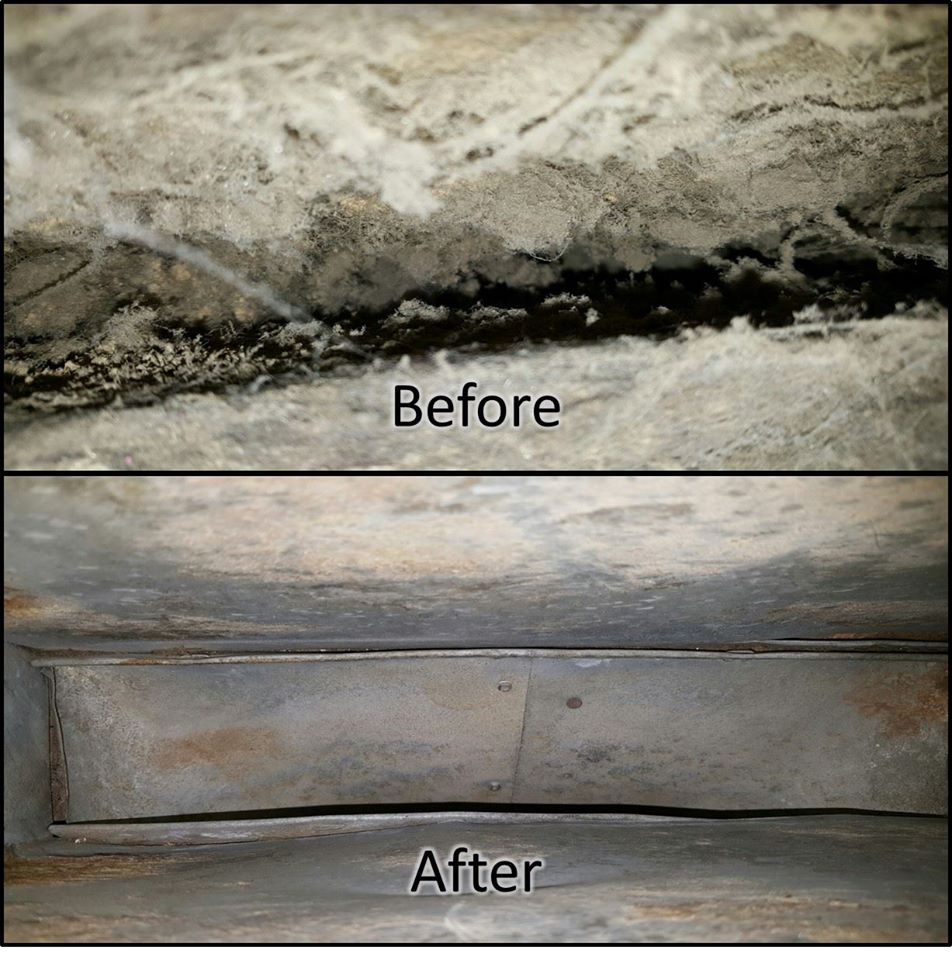 How does duct cleaning work?