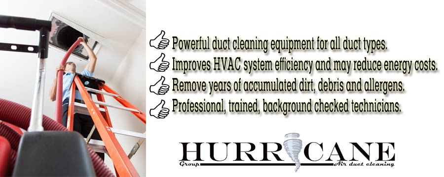 Hurricane Llc Air Duct Cleaning In Atlanta Ga