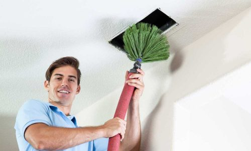 Vent cleaning in Alpharetta Georgia