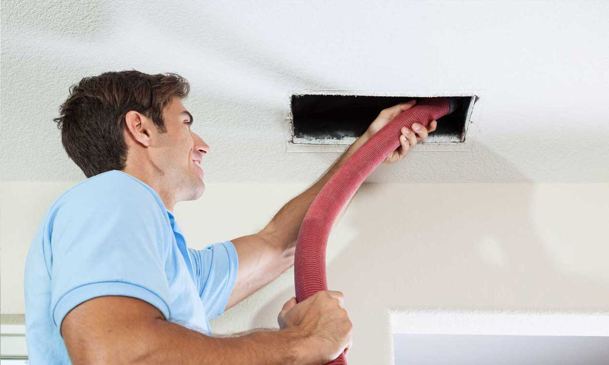 Top Air Duct Cleaning in Atlanta