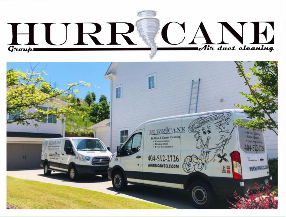 Hurricane LLC - Roswell Team Air Duct & Dryer Vent Cleaning